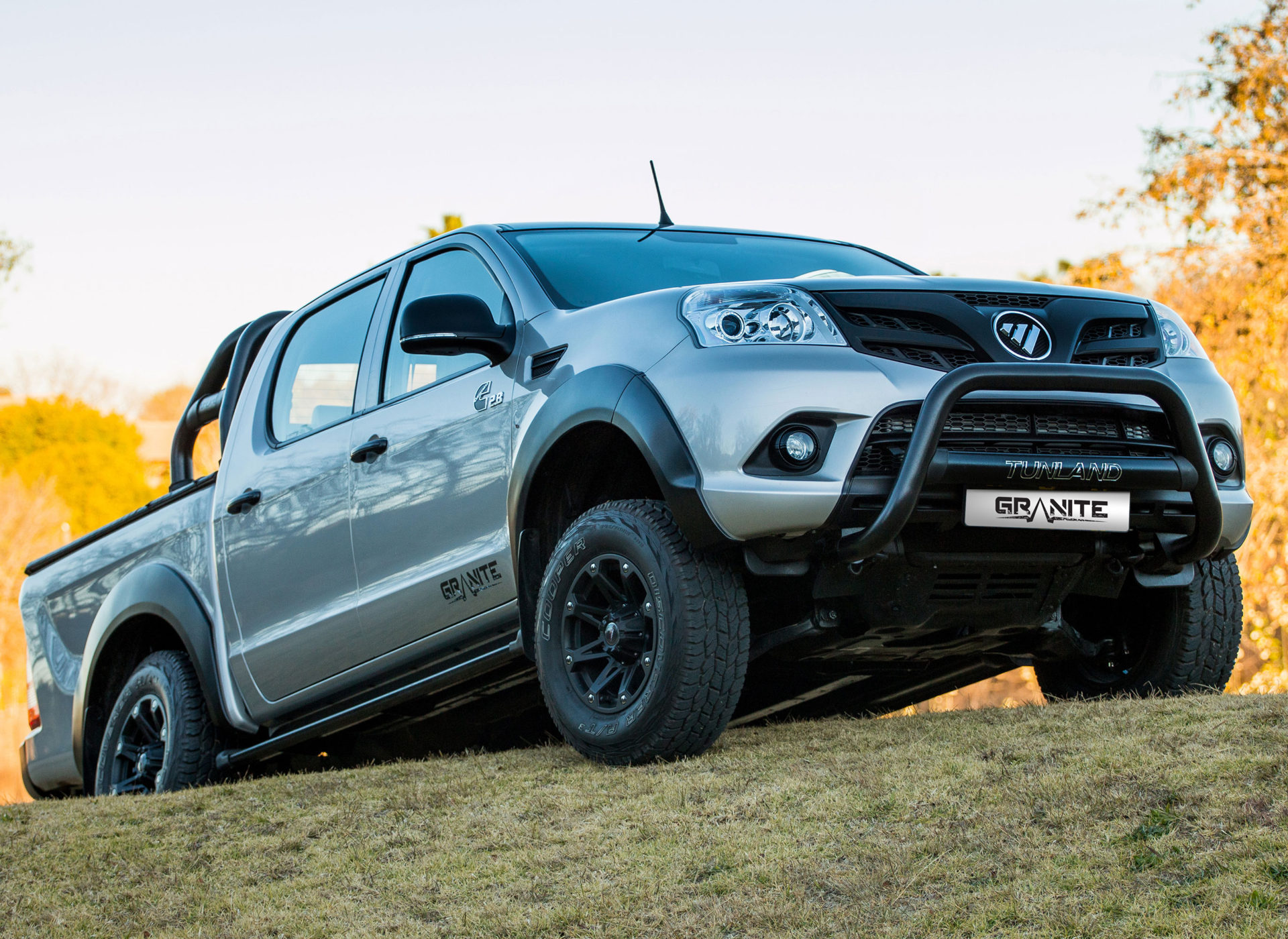 FOTON LAUNCHES A ROCK HARD SPECIAL EDITION TUNLAND