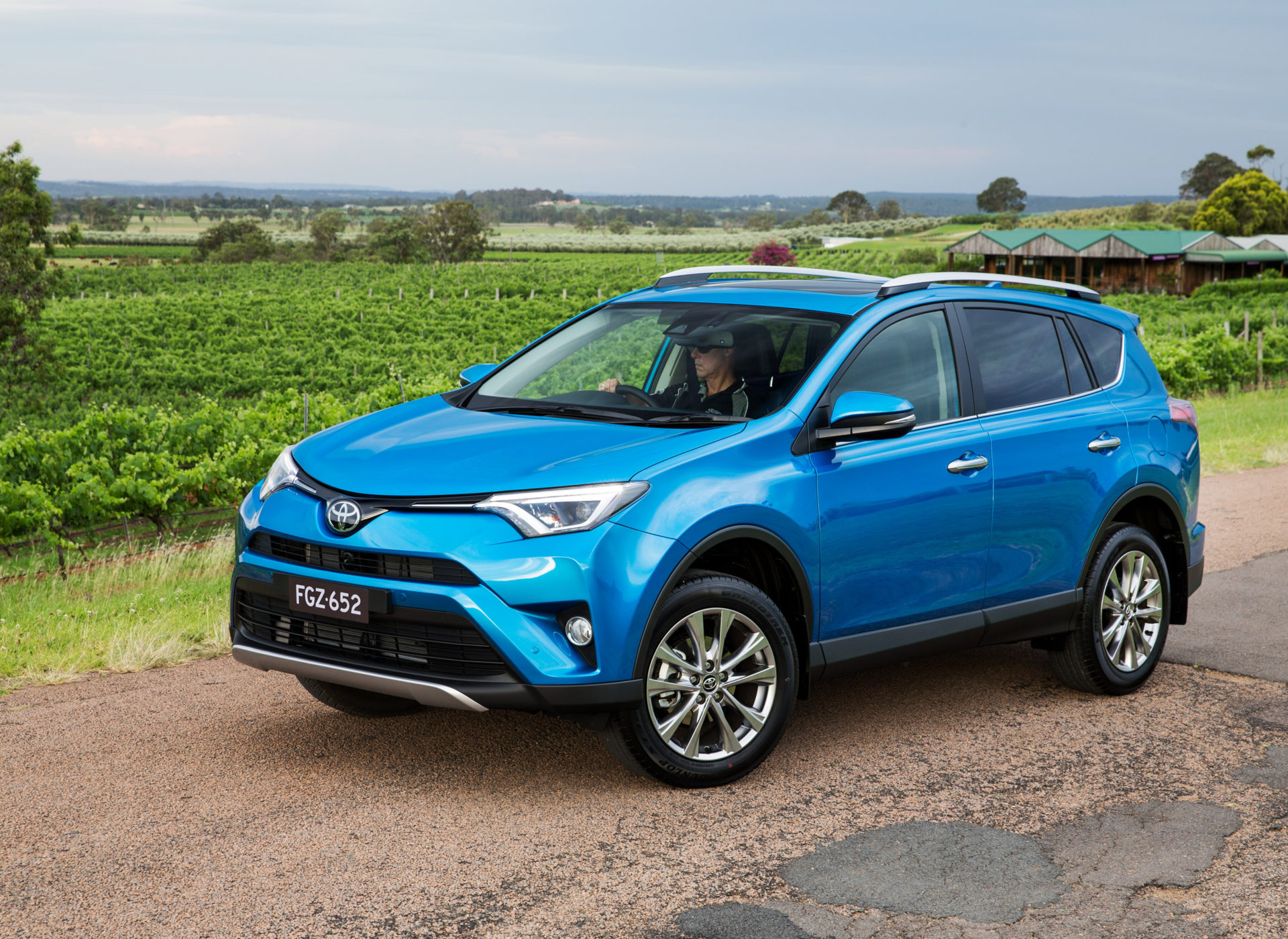 Toyota RAV4 VX Models Specification Tweaked